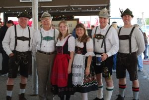 German heritage celebrated at annual St. John Oktoberfest