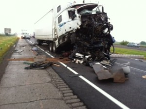 Monon man dies in I-65 crash