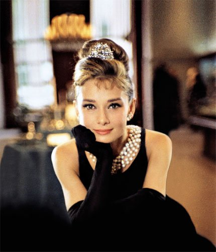 Breakfast at Tiffany's Style