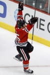 Kruger, Keith score third-period goals for Hawks win