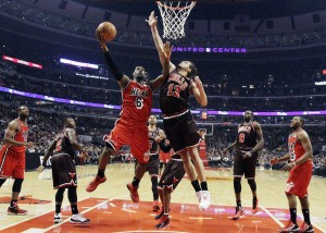 Distracted Bulls unable to take the Heat in sloppy loss