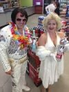 Elvis Presley and Marilyn Monroe Tributes Promote Three Olives Vodka Lines Inspired by Both Legends