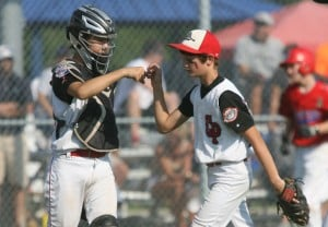 Gallery: Cal Ripken World Series day two