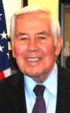 Board rules Lugar not eligible to vote in Indiana