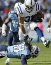 Colts RB Donald Brown making most of 2nd chance