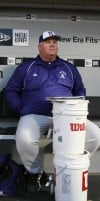 Tim Stoddard, Northwestern pitching coach