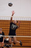 Marian Catholic girls volleyball team ready for state