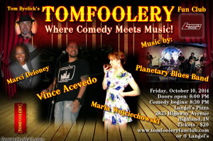 Tom Byelick's TOMFOOLERY Fun Club