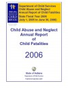 PDF: 2006 child fatalties report