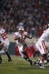 Big Ten's title hopes take hit with Wisconsin loss