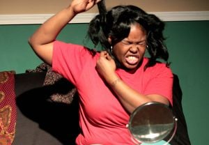 One-woman shows performed Feb. 7 at GSU