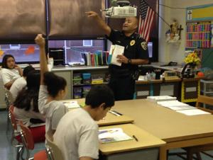 G.R.E.A.T. Program is great at St. Stanislaus School