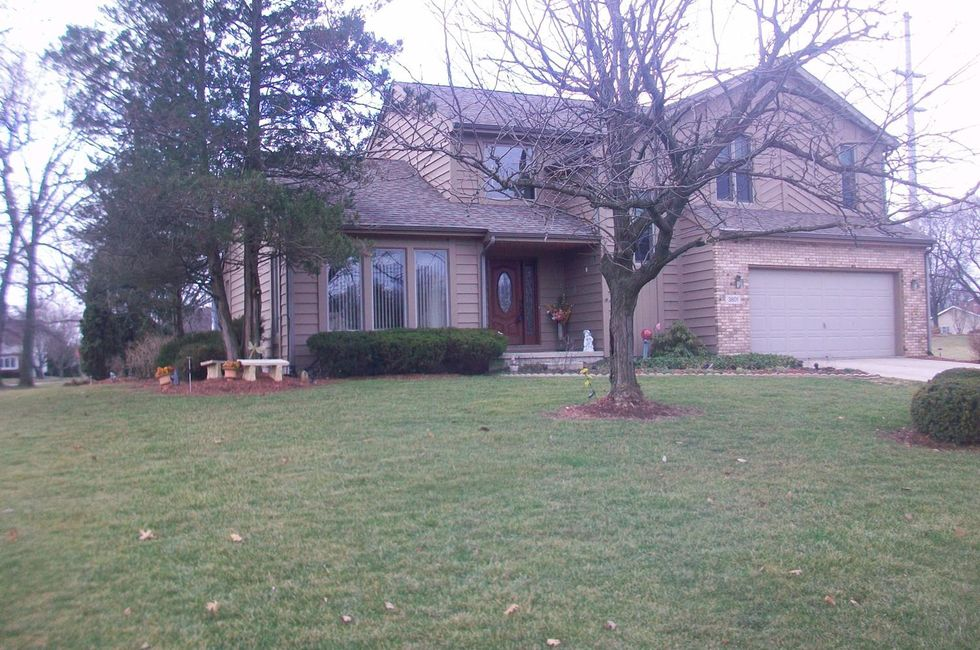 Big homes just listed in northwest indiana home and garden - Building a garden pond step by step extra aesthetics and value ...