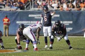 Bears hope to perform better against Kaepernick