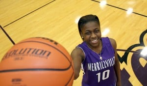 Times Indiana Girls Basketball Player of the Year: Merrillville's Dariyan Morris