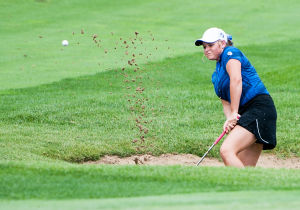 Lake Central girls golfers win soggy K.V. Invitational