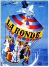 """La Ronde"" 1951 Film Poster"
