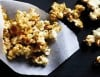 Game Day Snack: Peanut Butter Caramel Corn