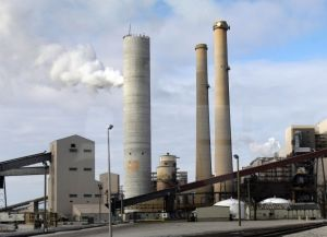 NIPSCO pollution control project reaches milestone