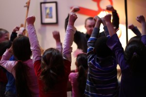 The arts offer solid avenue for children to develop emotionally