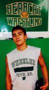 Nick Hernandez, Wheeler wrestling