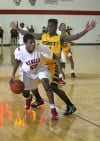 Rich East/T.F. South boys basketball