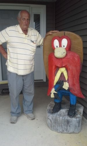 Yosemite Sam finds his way home