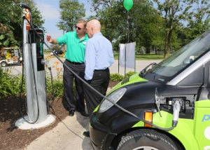 NIPSCO's IN-Charge program accelerates local EV awareness