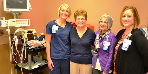 Patient's fast recognition of symptoms credited for successful stroke treatment