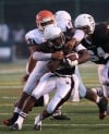 Morgan Park at Mount Carmel football game
