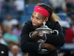 Serena Williams wins 3rd U.S. Open in row, 18th Slam