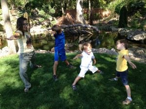 Region kids strike a pose: Yoga proves to help kids focus and develop healthy minds and bodies
