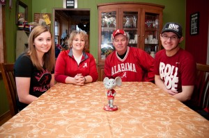A New Allegiance: Longtime Irish fans end up at Alabama