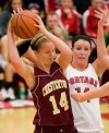 Chesterton senior Hannah McCafferty