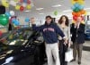 Merrillville man's song styling wins new car