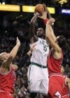 Garnett has 20 points, 17 boards as Celts beat Bulls