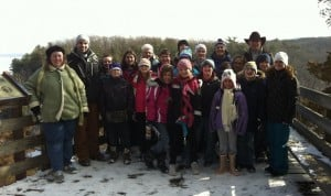 Environmental Club visits Illinois park to see bald eagles
