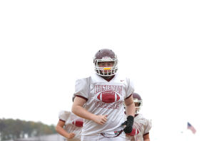 Keator a calming presence on Chesterton's offensive line