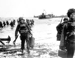 Seven decades later memories of D-Day still inspire