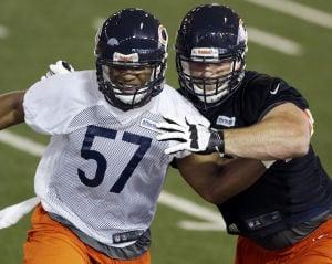 Bears' defense gets no rest against versatile quarterbacks
