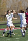 Valparaiso's Lauren Reineke against Chesterton