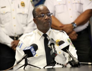 Gary police chief resigns