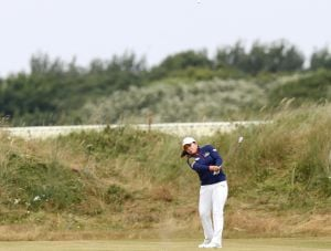 Inbee Park has 1-shot lead at Royal Birkdale