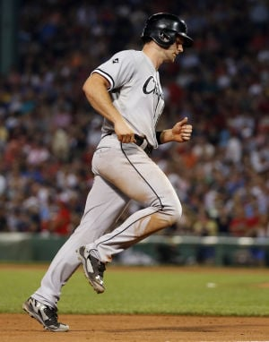 Gillaspie HR helps White Sox beat Red Sox