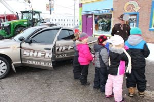 Touch a Truck Toys for Tots fundraised a huge success