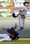 Liriano, Twins top White Sox in Youkilis debut