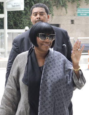 Attorney: Patti LaBelle had bodyguard beat cadet