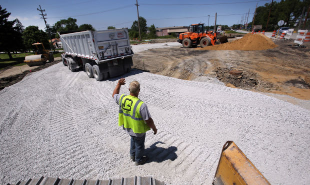 Schererville's Cline Avenue project on schedule
