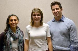 Three CHS students selected for merit scholarship competition
