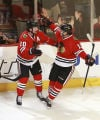 Blackhawks top division-leading Blues